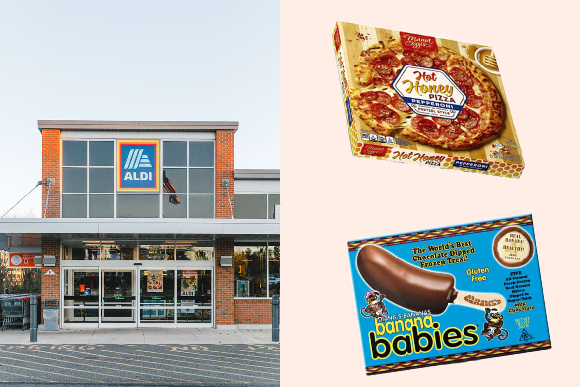 Aldi Just Leaked Info on Dozens of New Items Coming to Stores This May