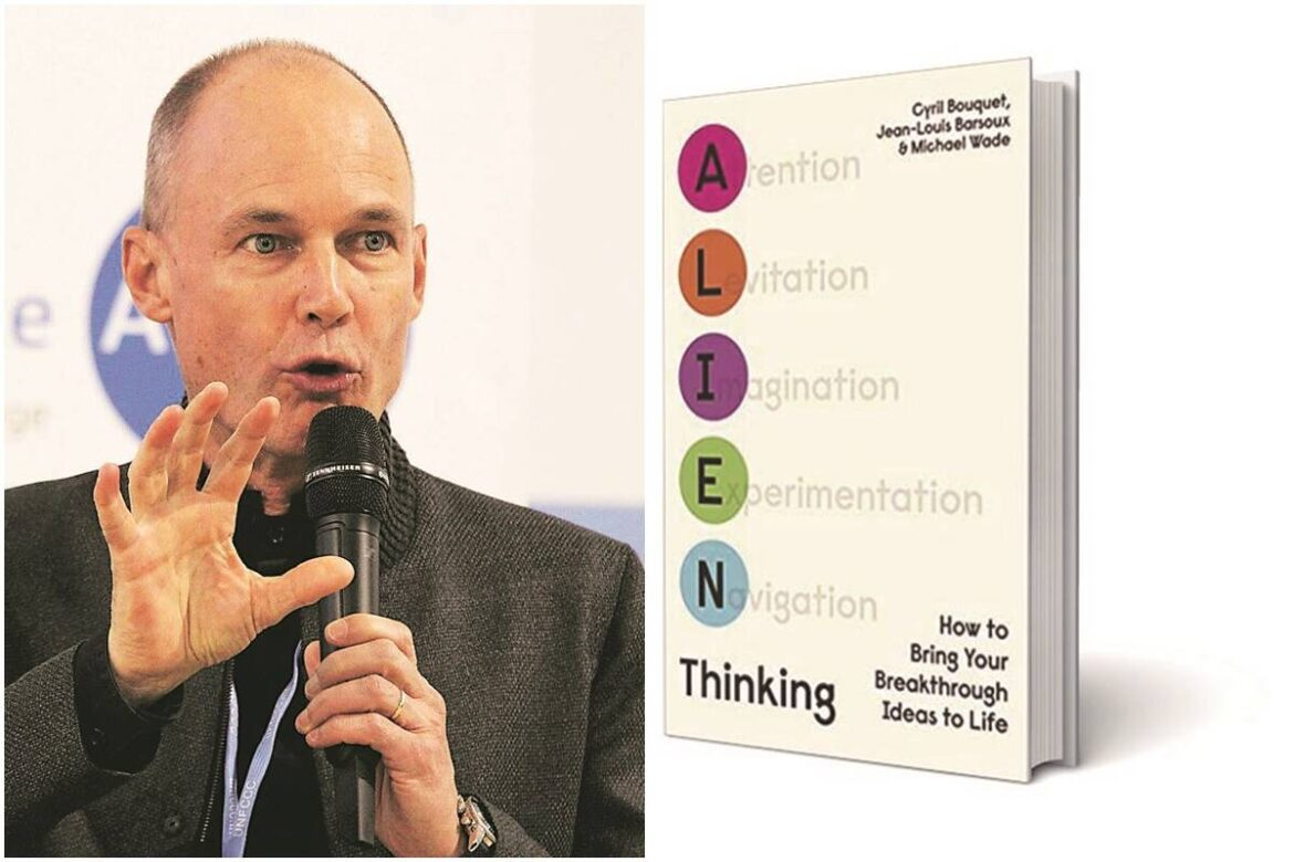 'Alien Thinking: How to Bring Your Breakthrough Ideas to Life' (Book Review): Getting out of the box