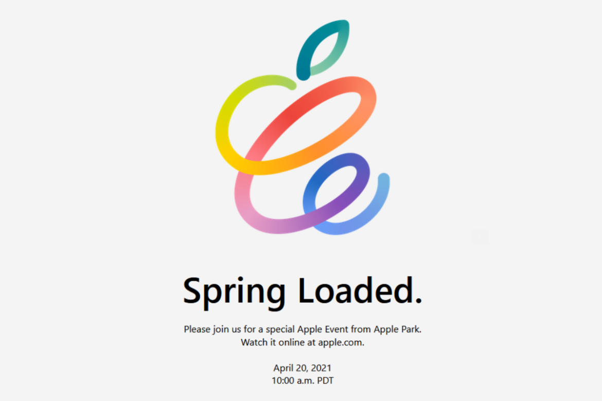 "Apple to hold ""Spring Loaded"" special event on April 20, new iPad Pro models expected"