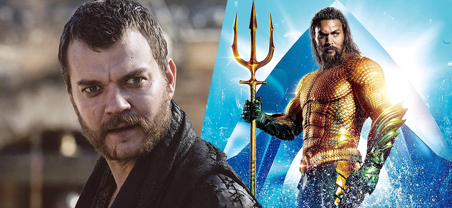Aquaman 2: Game of Thrones' Pilou Asbæk to join Jason Momoa in sequel