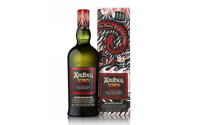 Ardbeg bottles Scorch for Fèis Ìle