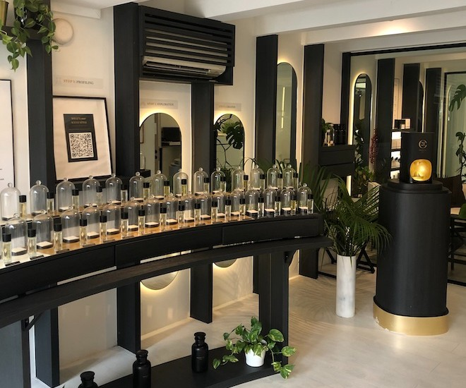 Be the Master of Your Own Scent at Maison 21G