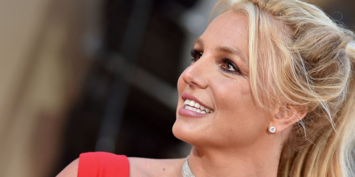 Britney Spears Posts Support For BLM