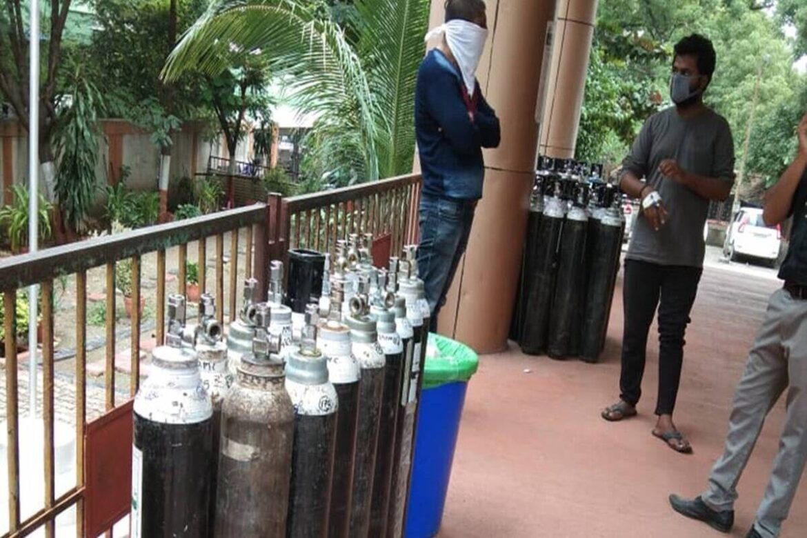 Covid: Shortage of oxygen supply for industrial use to impact revenues of SMEs, says Crisil