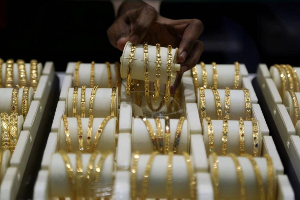 Gold prices edge higher, still down Rs 9,400 per 10 gm from record high; silver rates gain