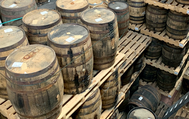Kinsale Spirit sells whiskey cask as digital asset