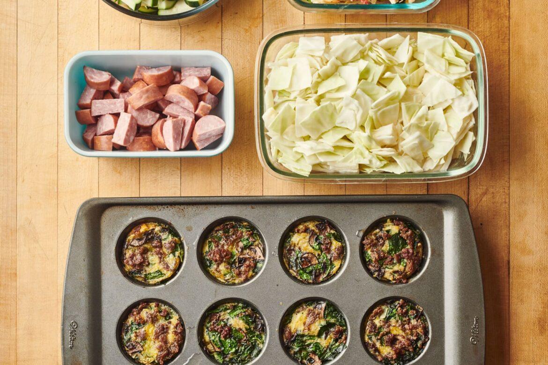 Meal Prep Plan: How I Prep a Week of Simple Keto Meals
