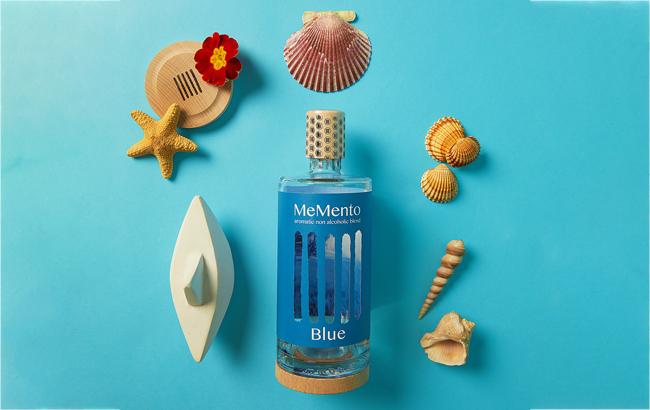 Memento bottles ocean-inspired alcohol-free 'spirit'