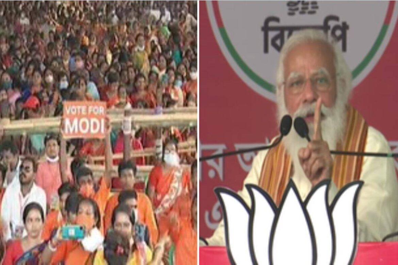 Monumental failure: Congress attacks BJP over strategy to control COVID spread