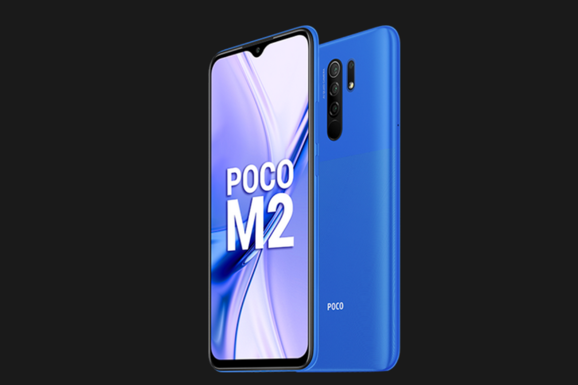 Poco M2 just got more affordable in India as Poco launches Poco M2 Reloaded at a price of Rs 9,499