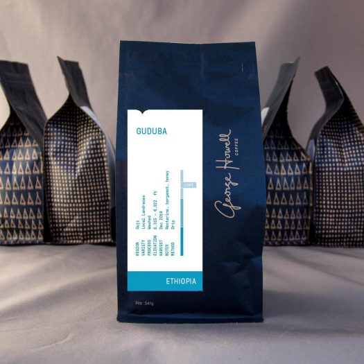 Review: George Howell Guduba Light Roast Coffee
