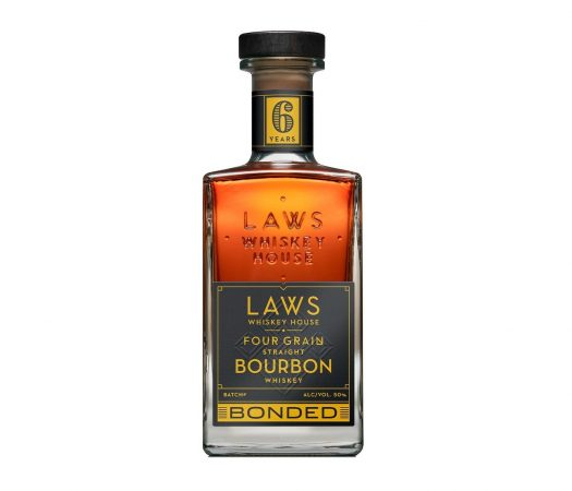 Review: Laws Four Grain Bourbon Bonded 6 Years Old