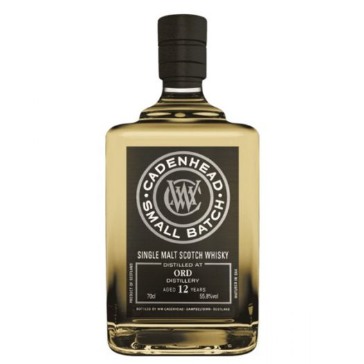 Review: WM Cadenhead Glen Ord 12 Years Old