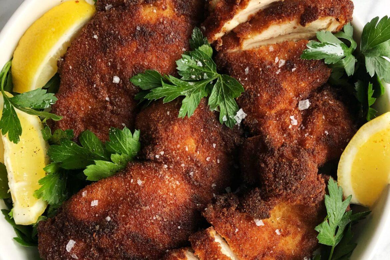 "Smitten Kitchen's ""Crispiest"" Chicken Cutlets Are Absolute Perfection —Here's Her Secret"