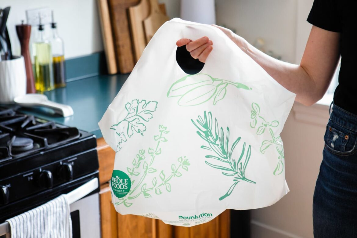 The Last Thing You Should Do with a Plastic Bag