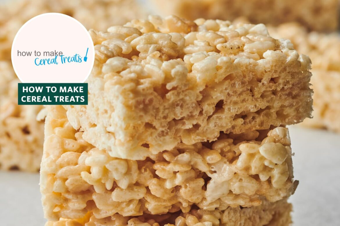 The Rice Krispies Treats Recipe I Wish I Knew About Years Ago