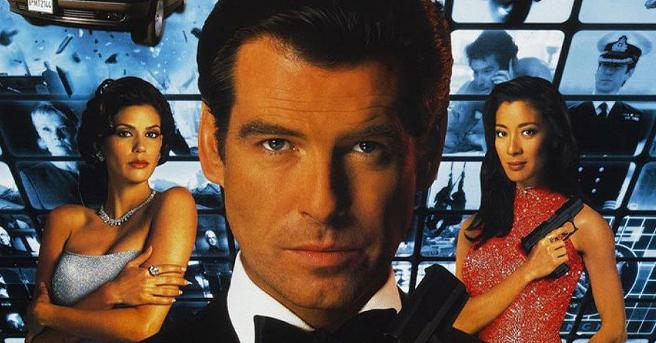 Tomorrow Never Dies: Pierce Brosnan James Bond Revisited