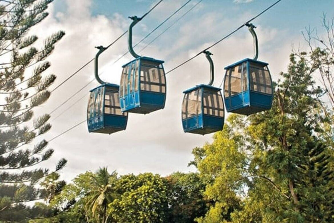 Tracing the course of infra technology Indian ropeways have been using since the 1970s