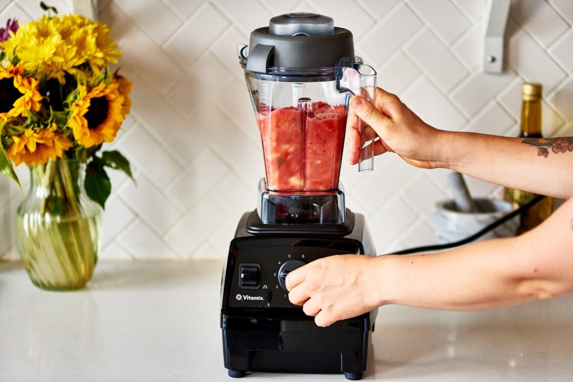 Vitamix's Spring Sale Is On and It Includes Their Most Iconic Blenders
