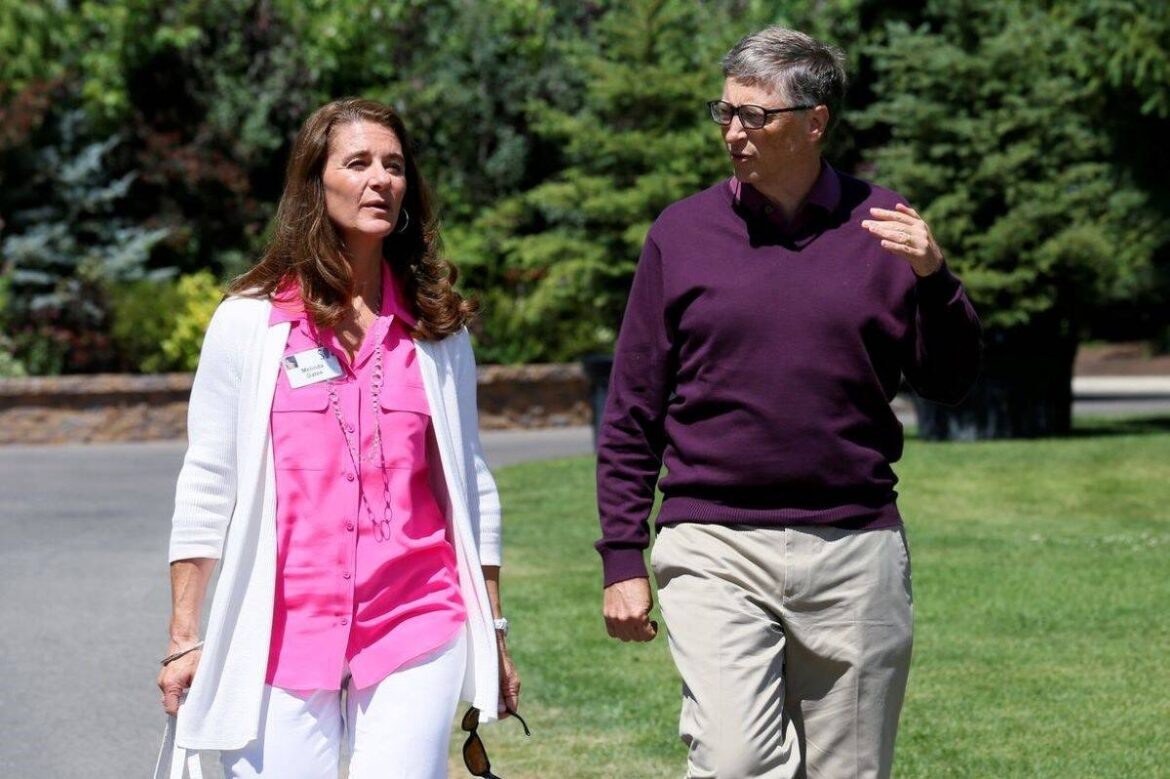 Bill Gates and Melinda Gates are separating after 27 years of marriage