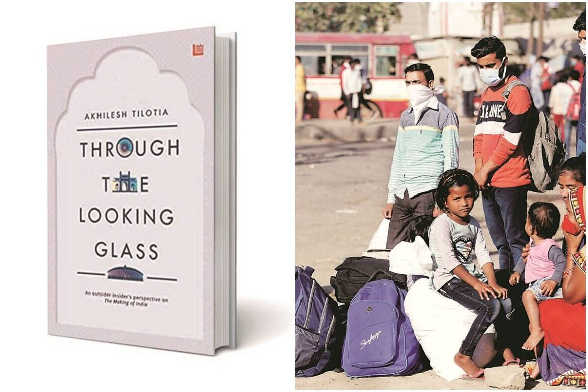 Book Review – Through The Looking Glass: An Outsider-Insider's Perspective on The Making of India by Akhilesh Tilotia