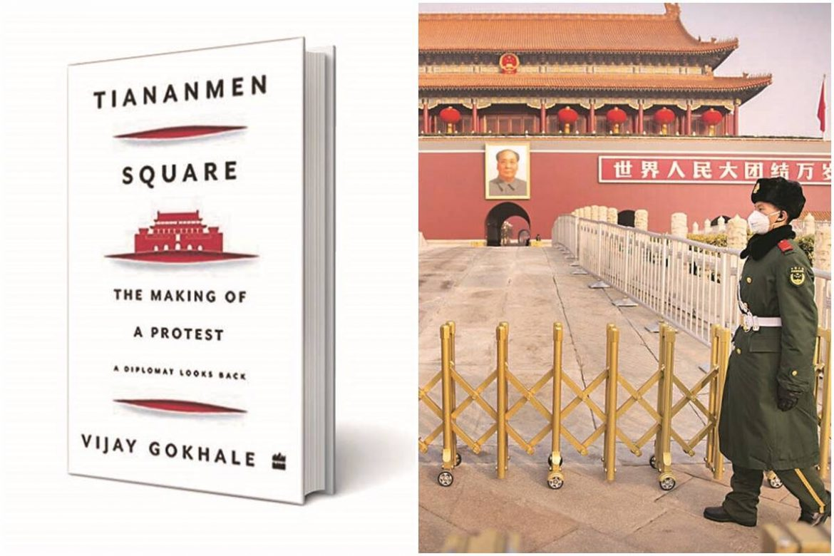 Book Review — Tiananmen Square: The Making of a Protest – A Diplomat Looks Back by Vijay Gokhale