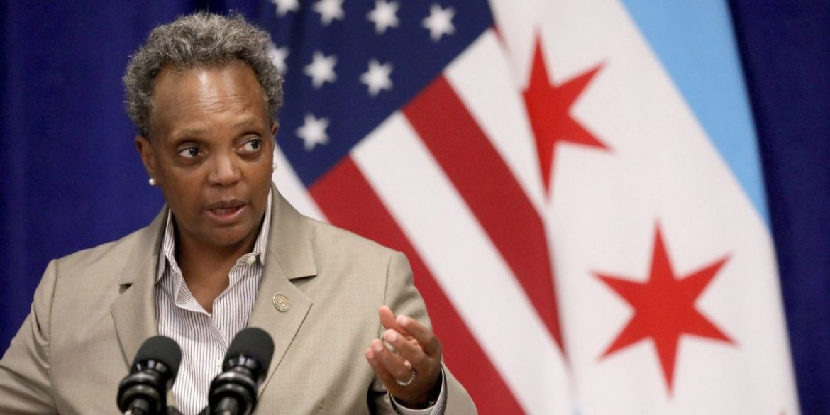 Chicago Mayor Tells Why She's Only Talking to POC Newspeople