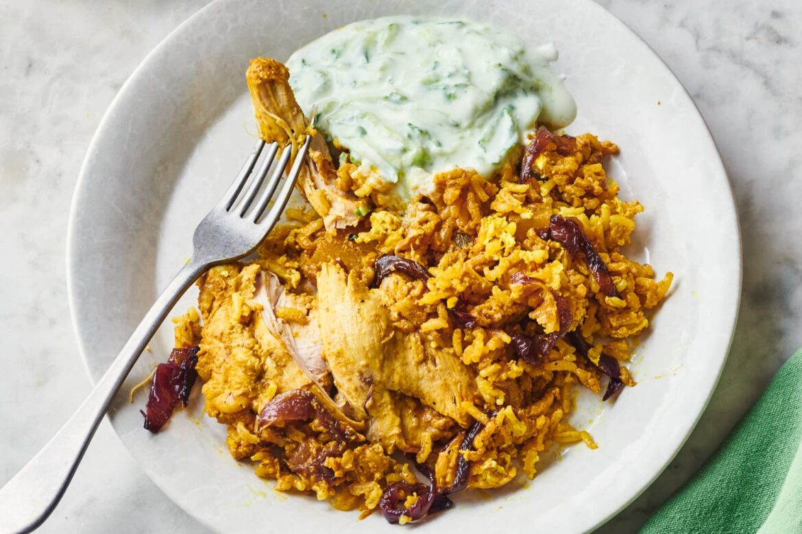 Chicken Biryani Is a Comforting Delight. Here's My Favorite Way to Make It.