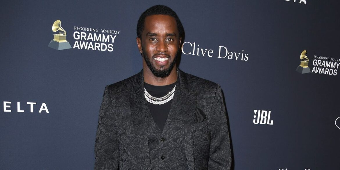 Diddy Legally Changes His Middle Name To 'Love