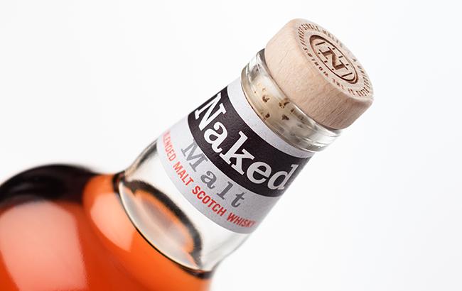 Edrington rebrands Naked Grouse whisky