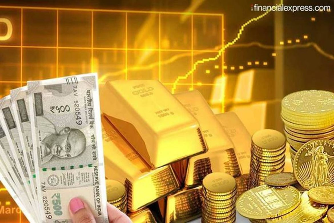 Gold, silver prices rally for 4th straight week; yellow metal set to report best monthly gains in 10 months