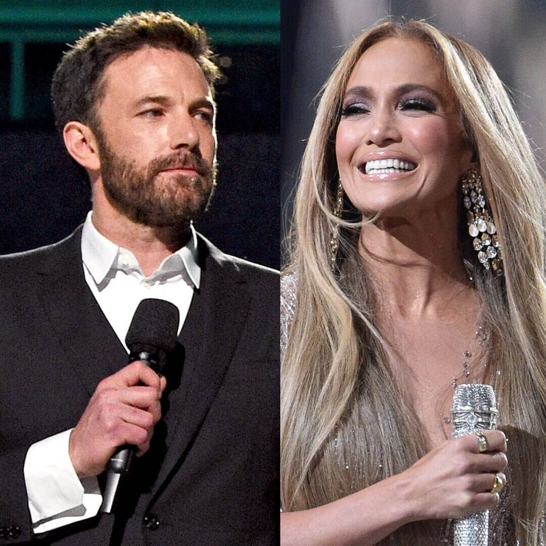Here's What Went Down When Jennifer Lopez and Ben Affleck Both Attended VAX LIVE