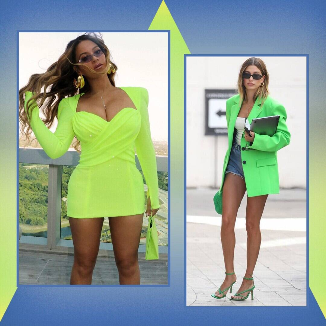 How to Rock the Lime Green Trend at Every Price Point