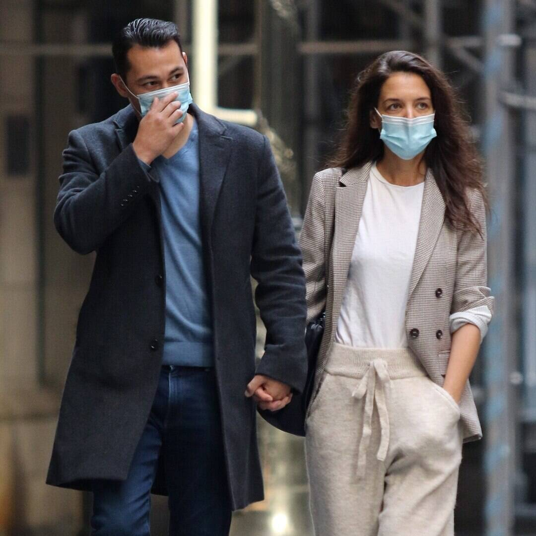 Katie Holmes and Emilio Vitolo Jr. Break Up After Less Than a Year Together