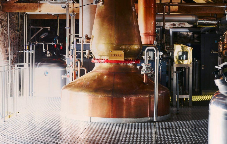 Lakes Distillery anticipates 70% production growth