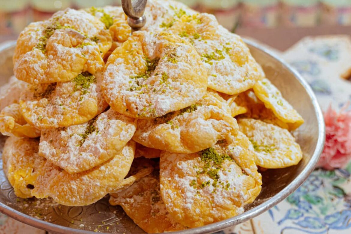 """Making """"Elephant Ears"""" for Eid Is a Favorite Family Tradition"""