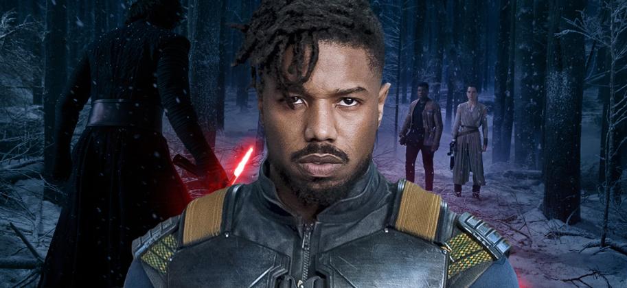 Michael B. Jordan recalls his disastrous Star Wars audition
