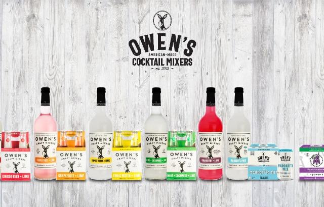 Owen's Craft Mixers raises US$7.5 million