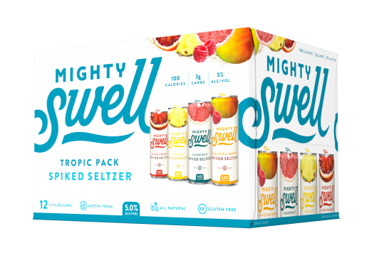 Review: Mighty Swell Spiked Spritzers (2021 Flavors)