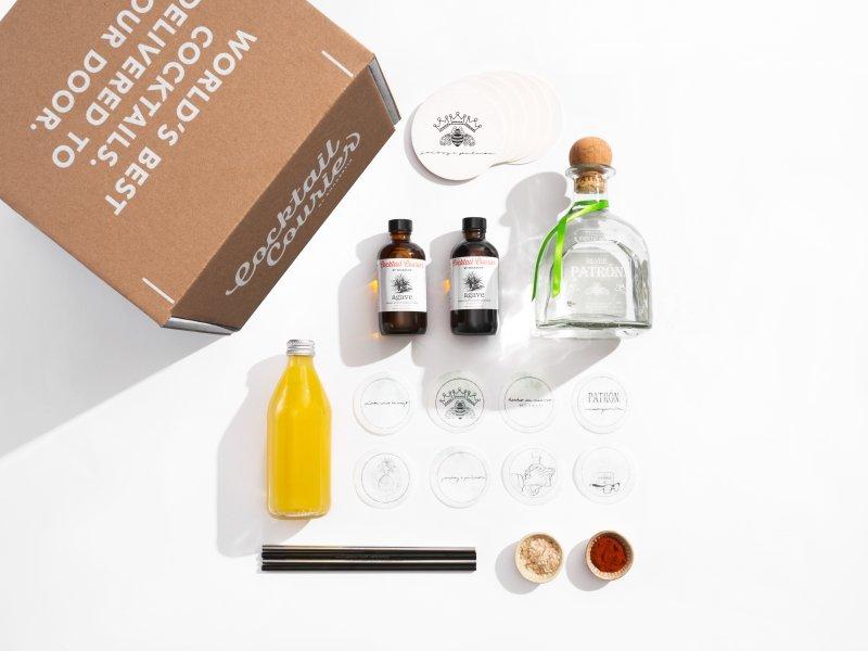 Review: Patron x JonBoy Margarita Collection Kit