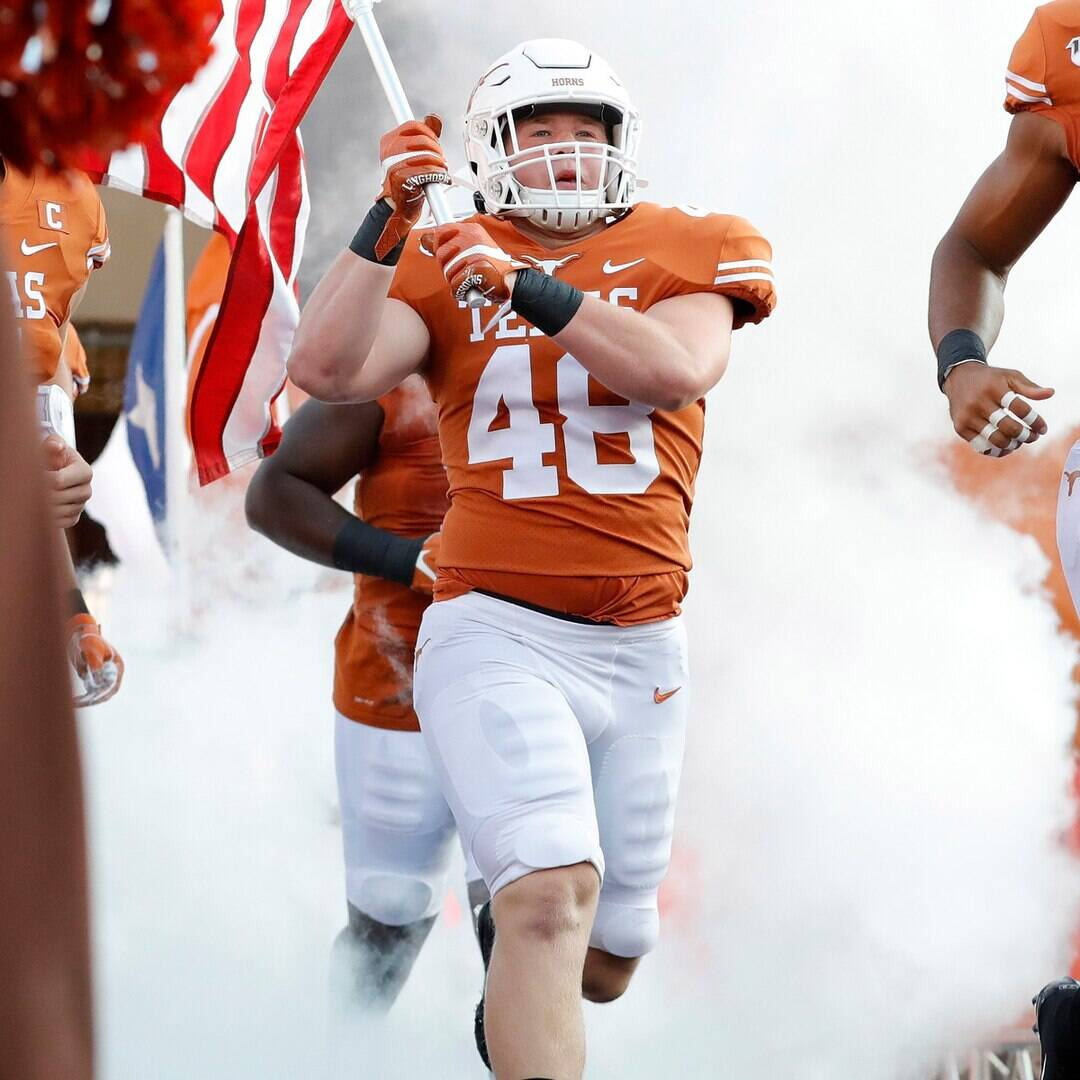 University of Texas Football Star Jake Ehlinger Dead at 20