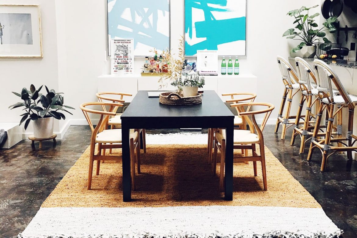 Upgrade Your Dining Space With a Brand New Rug From These Major Memorial Day Sales