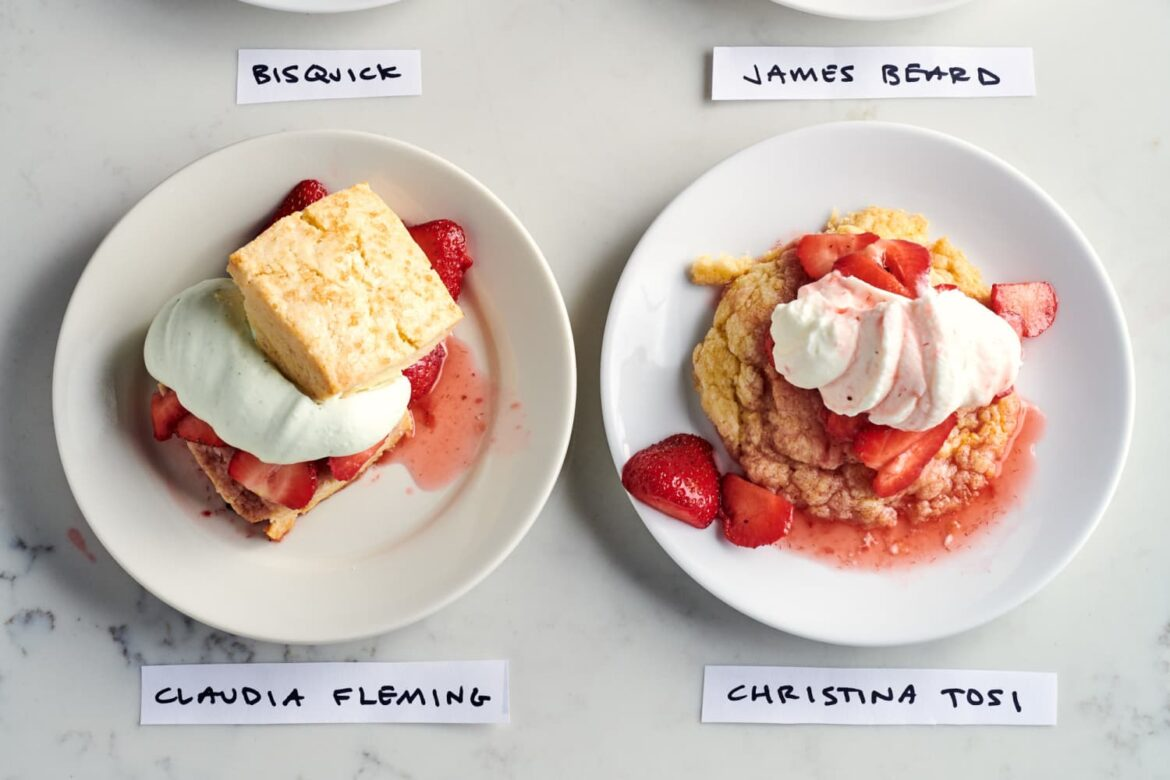 We Tried 4 Famous Strawberry Shortcakes and the Winner Features a Wild Technique