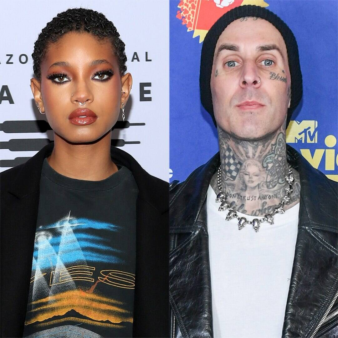 Willow Smith and Travis Barker Team Up for Pop Punk Music Video That's Simply Fire