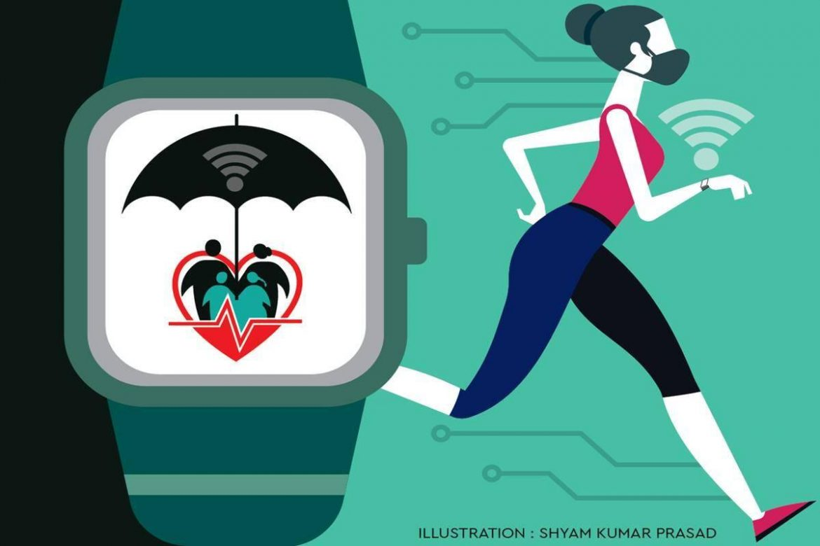 Your Money: How health insurance can use data from wearables