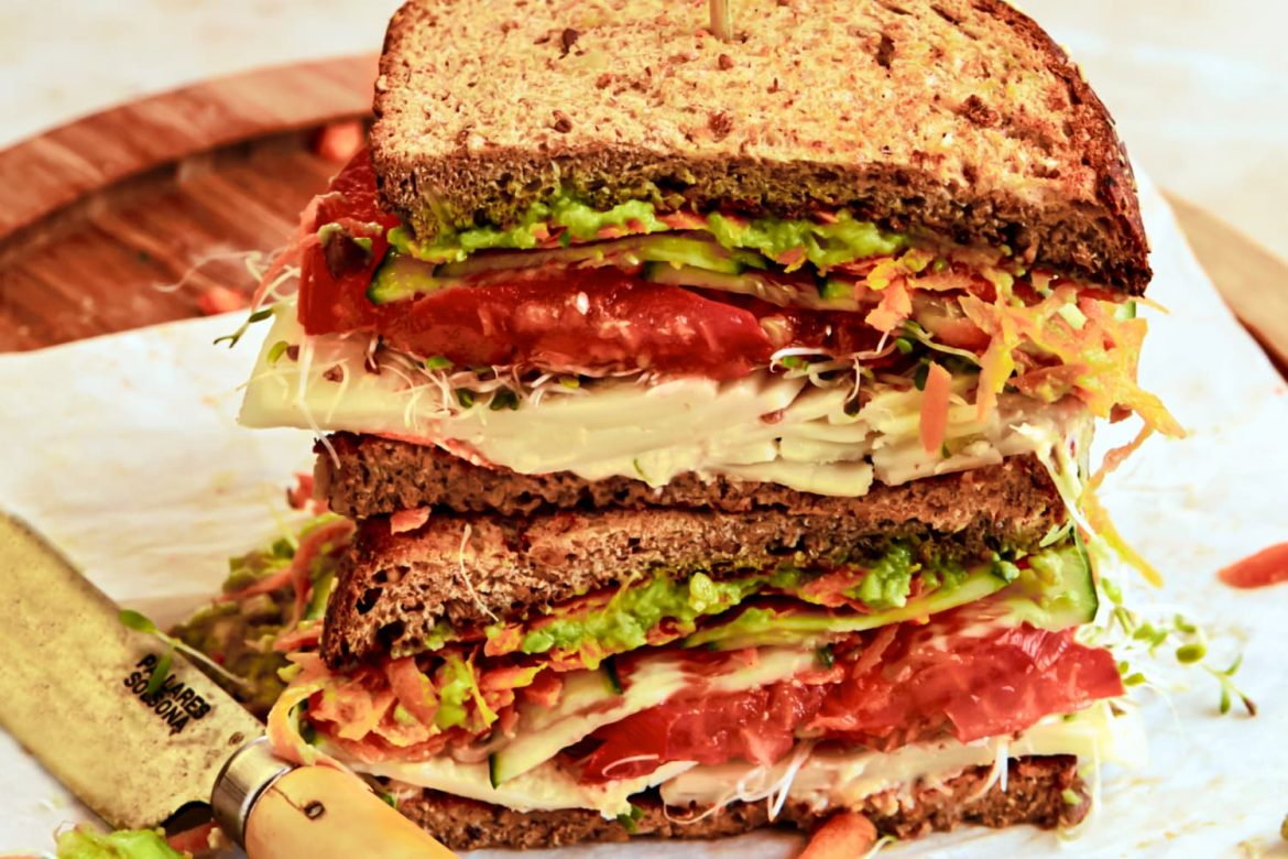 12 Summer Sandwiches for Fast & Easy Meal Ideas