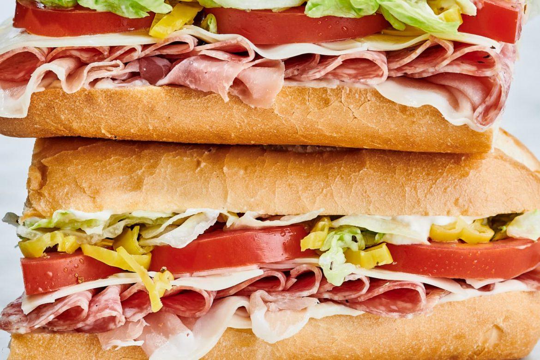 A Classic Italian Sub Is the Ultimate Beach Sandwich