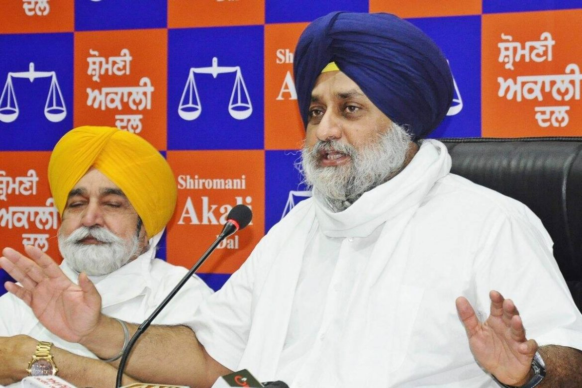 'Artificial shortage': SAD alleges vaccine scam in Punjab, alleges diversion to private hospitals at hefty margins
