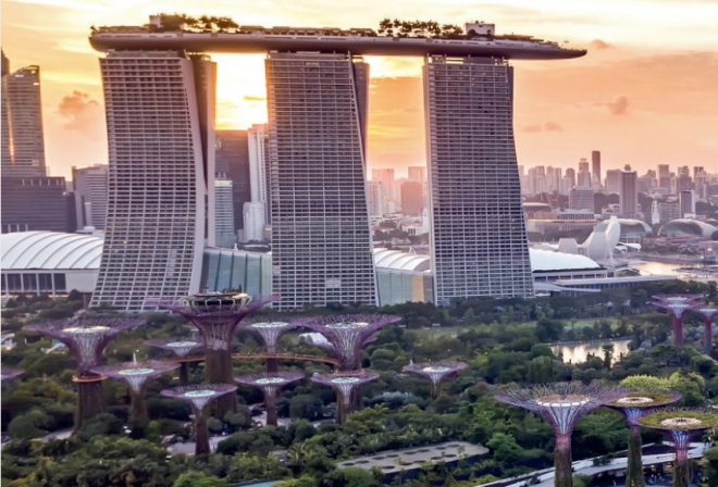 Booming During The Pandemic – Singapore Real Estate Business