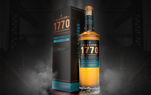 Glasgow Distillery launches new Triple Distilled